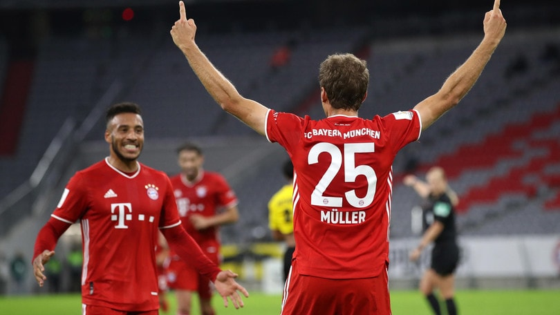 Supercoppa di Germania, il Bayern Monaco trionfa! Borussia Dortmund ko 3-2