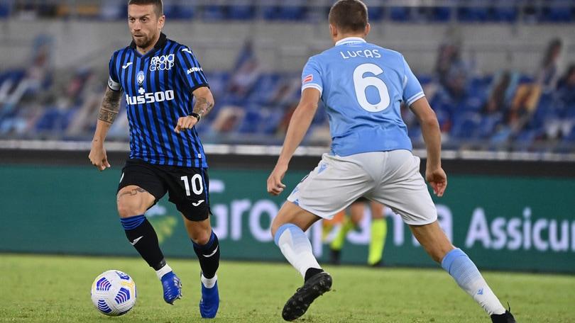 Lazio-Atalanta 1-4, il tabellino