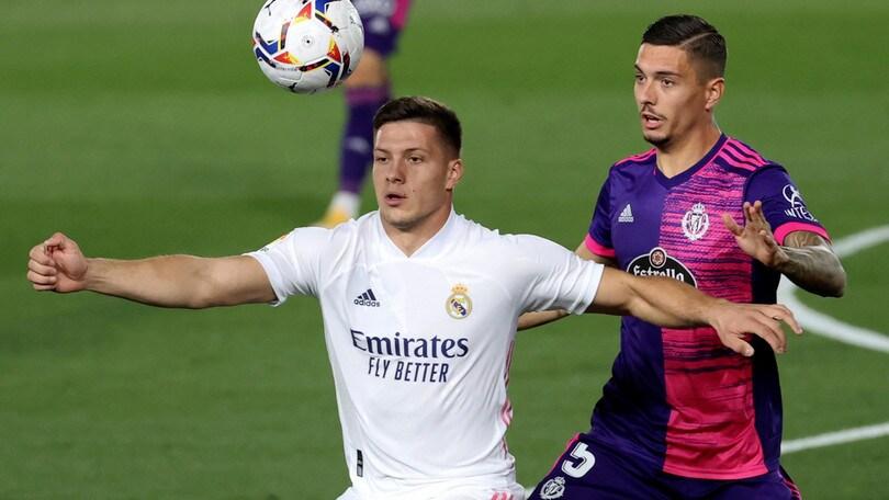 Real Madrid: Jovic ancora a secco, risolve tutto Vinicius Jr