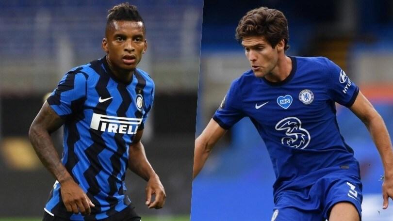 Inter, Dalbert va al Rennes e apre ad Alonso: Ausilio conferma