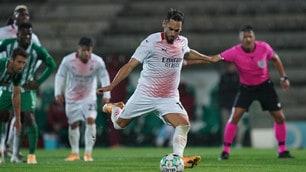 Il Milan si salva ai rigori: è in Europa League