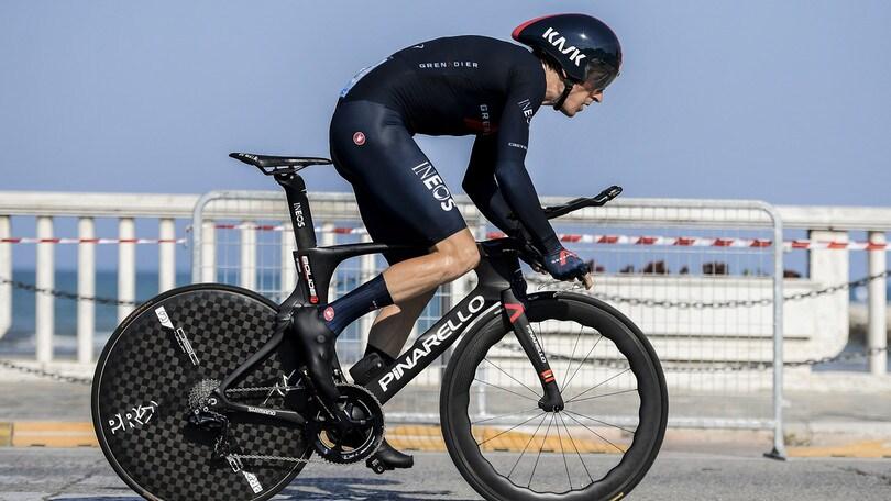 Giro d'Italia, Thomas: