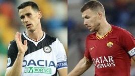 Diretta Udinese Roma Ore 20 45 Formazioni Ufficiali Dove Vederla In Tv E In Streaming Corriere Dello Sport