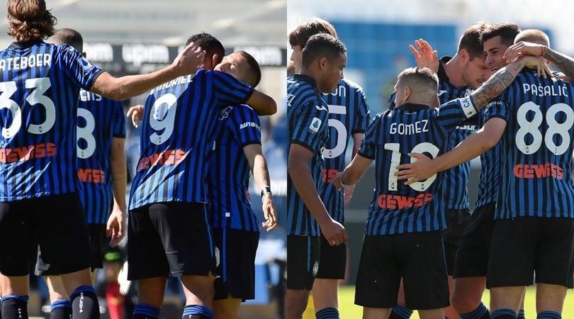 L'Atalanta non si ferma, festival del gol col Cagliari: 5-2!