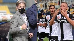 Kurtic regala i primi 3 punti al Parma di Krause