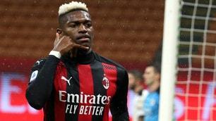 Doppietta di Rafael Leao: il Milan cala il tris con lo Spezia