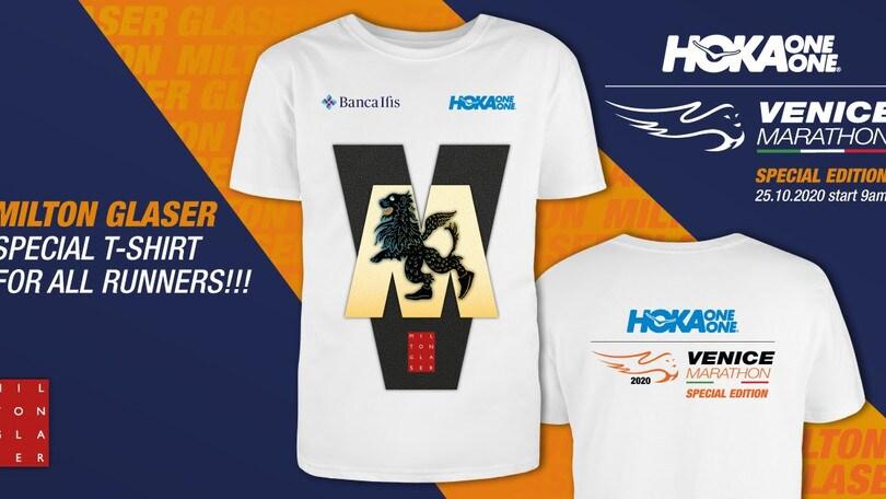 """Venicemarathon e HOKA ONE ONE svelano la maglia """"Special Edition"""" -  Corriere dello Sport"""