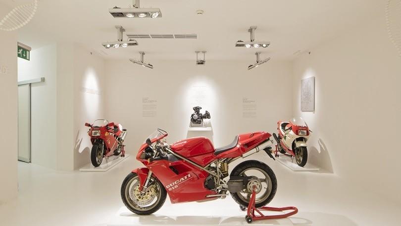 Ducati riapre le porte: tour in fabbrica e Museo con la prenotazione