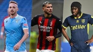 Serie A, chi è il più veloce? Ecco la top 10 della terza giornata
