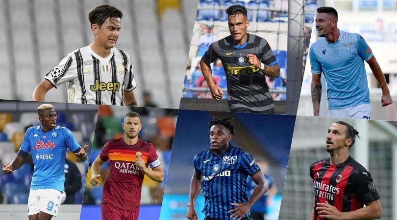 Serie A, quanto valgono le rose? In testa duello Juve-Inter