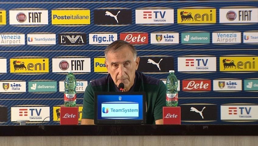 """Ferretti: """"Casi Covid nell'U21 accidentali"""""""