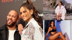Neymar paparazzato a cena con Goulart: gossip scatenati