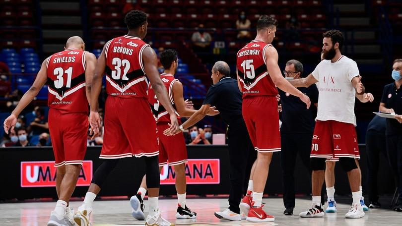 Eurolega, Milano vince ancora: Villeurbanne battuto 87-73