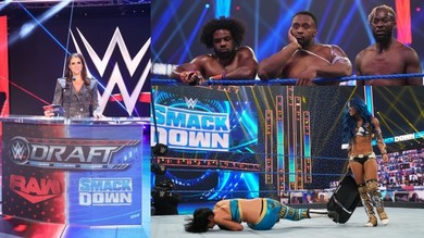 "WWE Draft 2020, a SmackDown ""scoppia"" il New Day"