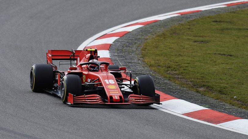 Gp Eifel: Bottas comanda le terze libere, ottimo terzo tempo per Leclerc
