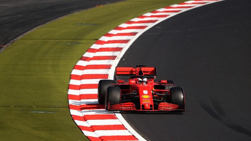"""Ferrari, Vettel: """"Con la macchina che mi ritrovo non posso fare di più"""""""