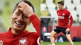 Lewandowski si diverte: pronto per Polonia-Italia!