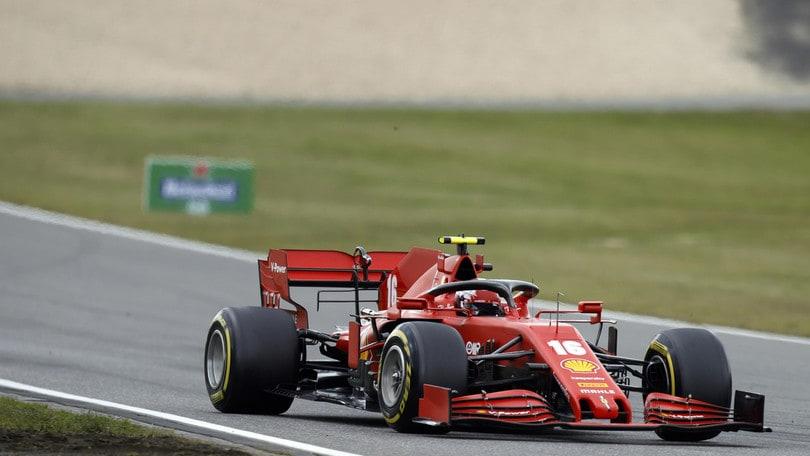 Gp Eifel: Hamilton trionfa ed eguaglia Schumi, Leclerc settimo