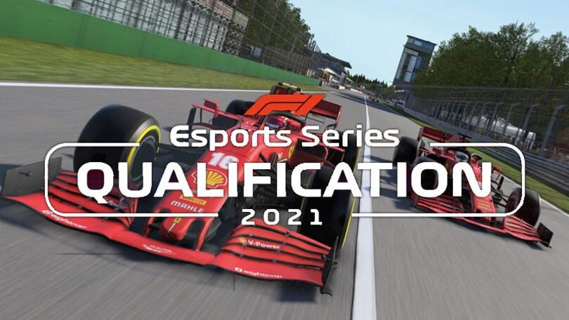 F1 Esports, accesso libero alle qualificazioni per il 2021