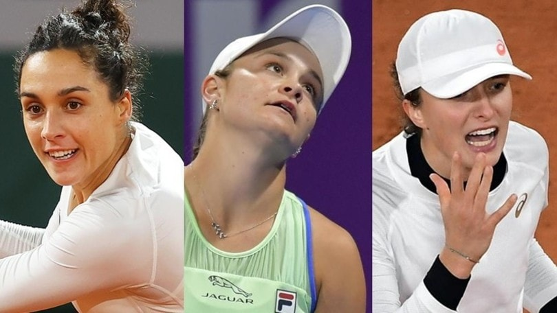 Ranking WTA: Trevisan sale di 76 posizioni, Barty resta in testa
