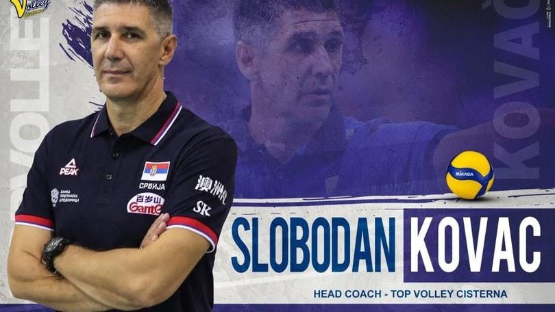 Il nuovo allenatore di Cisterna è Kovac