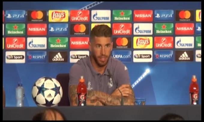 """In Spagna dicono: """"Juve su Sergio Ramos"""""""