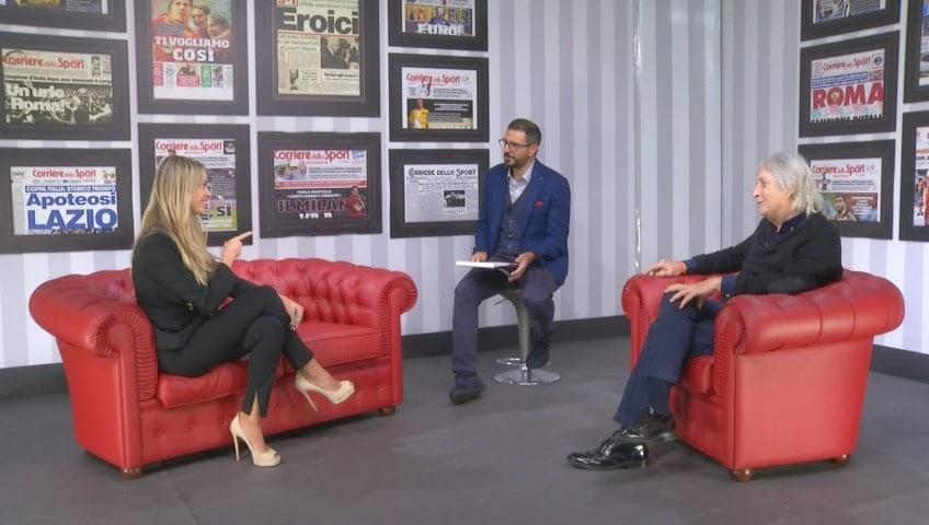 """Enrico Vanzina: """"La Roma ha bisogno di Totti. Vedo tanta confusione"""""""