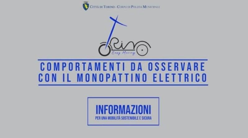 Dieci comportamenti da osservare con il monopattino elettrico | VIDEO