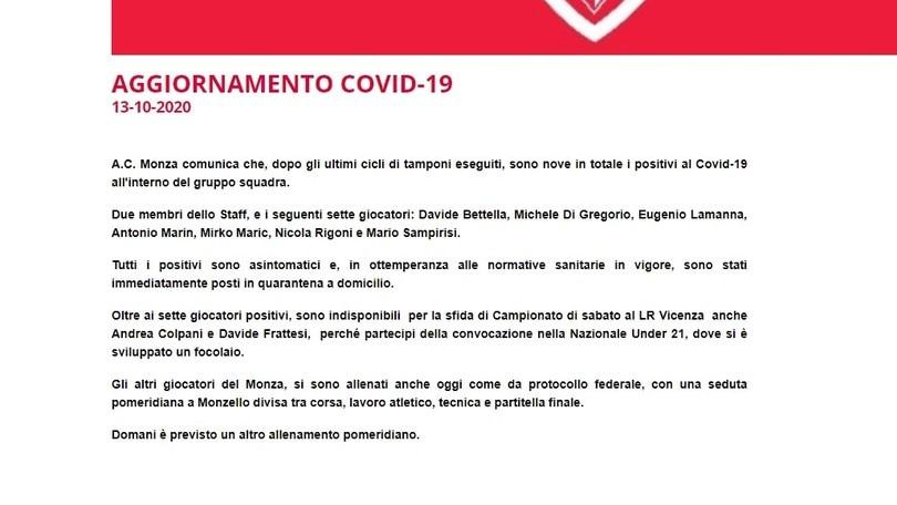 Monza, il club: