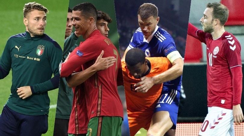 Da Lewandowski-Dzeko a Immobile-Depay: la Nations League delle stelle