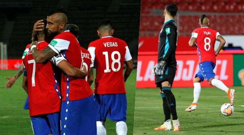 Si scrive Cile, si legge Inter: Vidal e Sanchez in gol con la Roja