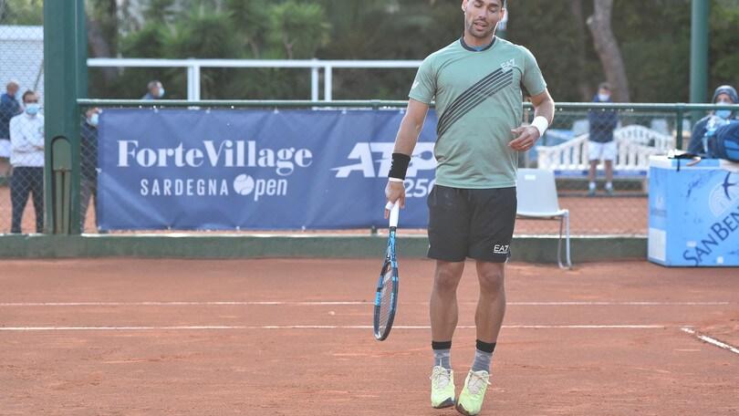 Sardegna Open, Fognini:
