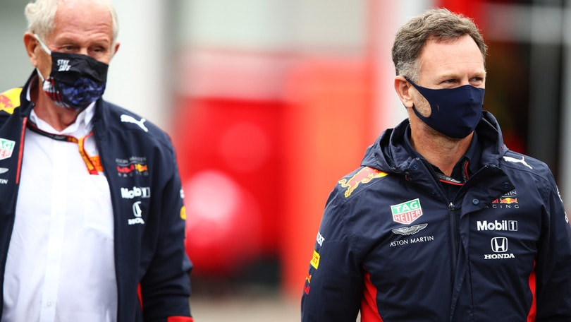 F1 Red Bull, Marko: