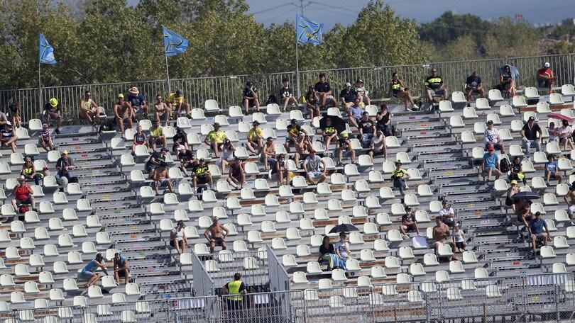 MotoGp, i due GP a Valencia saranno a porte chiuse