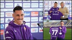Fiorentina, ecco Callejon: ha scelto il numero 77