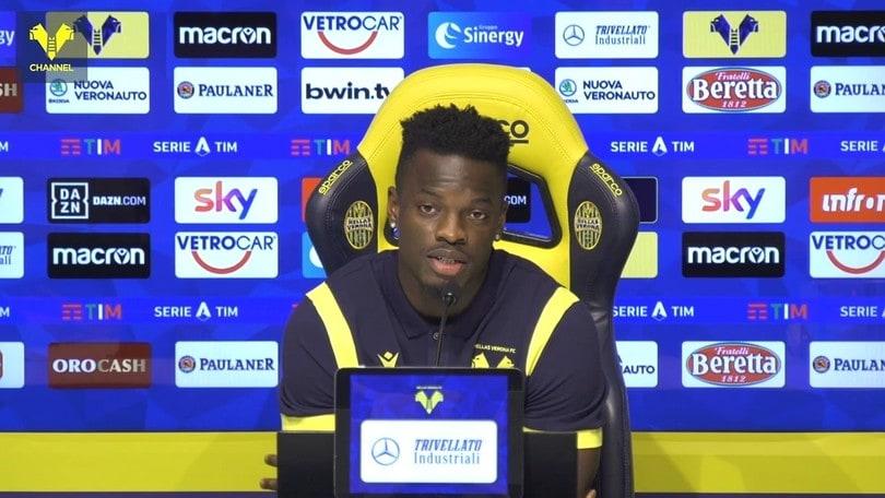 Verona, ecco Vieira: