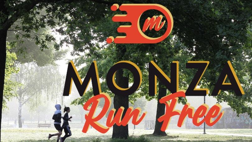 Da oggi Monza Run Free, il nuovo modo di correre