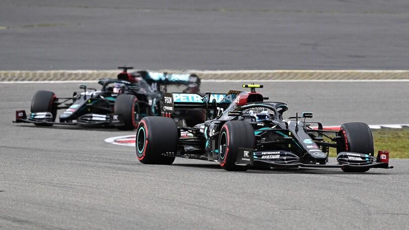F1 Mercedes, Källenius: