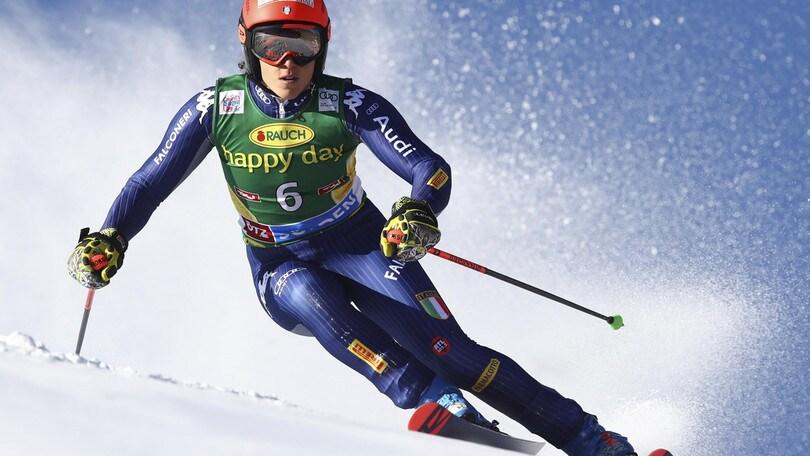 Sci alpino, Soelden: negativi i tamponi degli azzurri