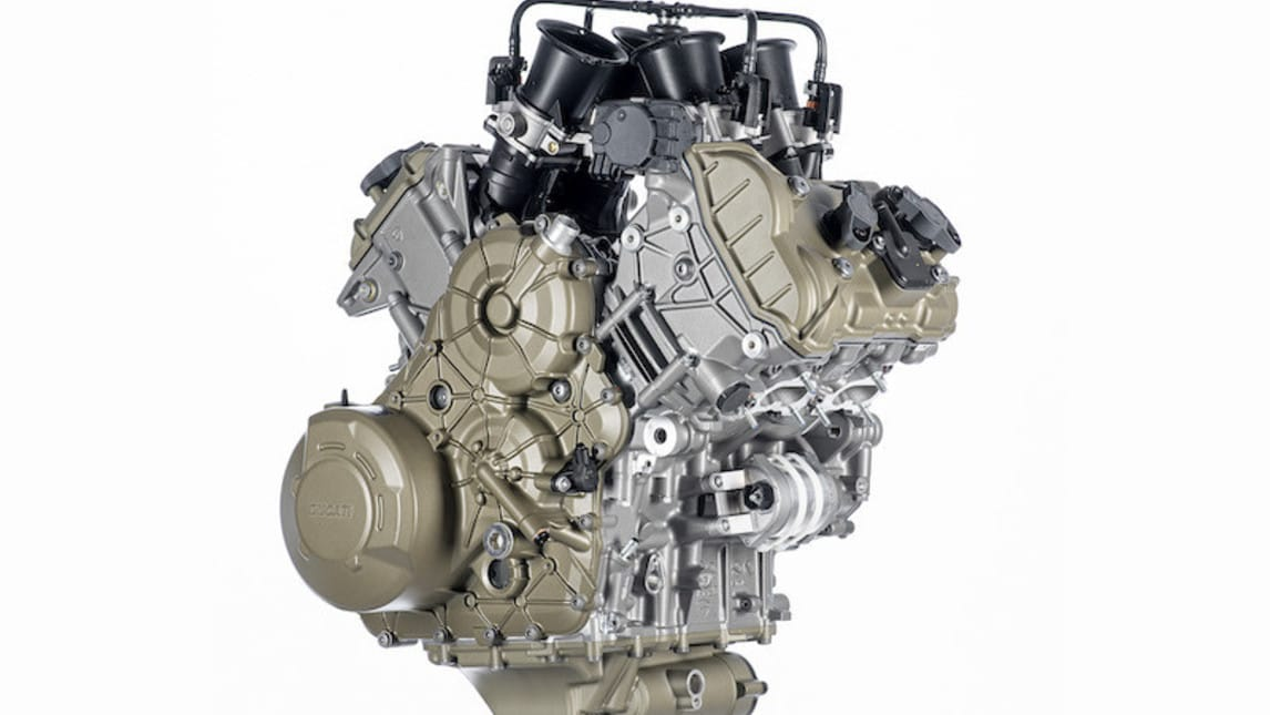 Ducati V4 Granturismo | le immagini
