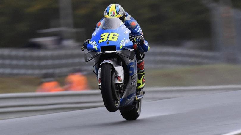 GP Aragon, Mir sfida Quartararo: