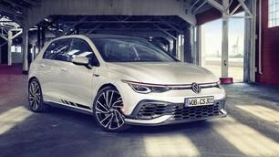 Volkswagen Golf GTI Clubsport: gli scatti