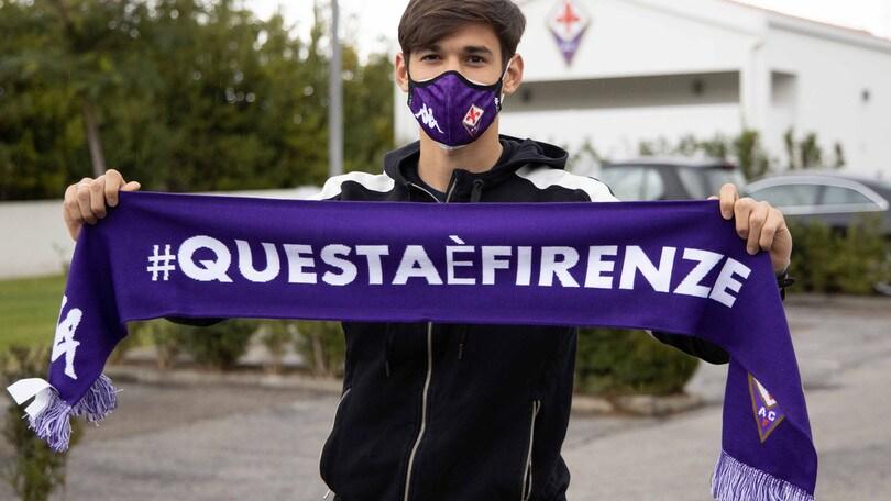 Fiorentina, Quarta sbarca in viola