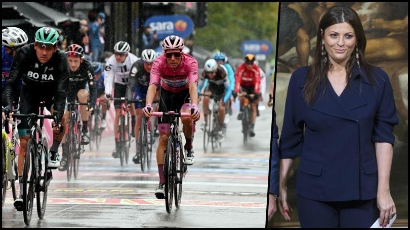 Il Giro d'Italia omaggia Jole Santelli con un minuto di silenzio