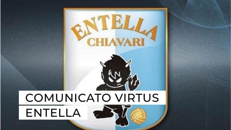 Coronavirus, Entella: positivo un componente dello staff
