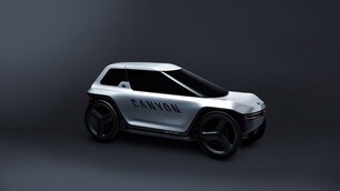 Canyon Future Mobility Concept: le immagini