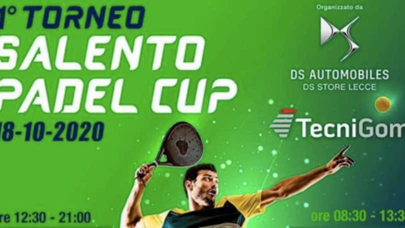 Salento Padel Cup al via!