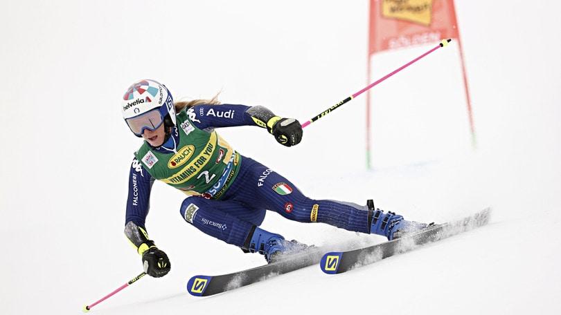 Coppa del Mondo sci, Bassino vince lo slalom gigante