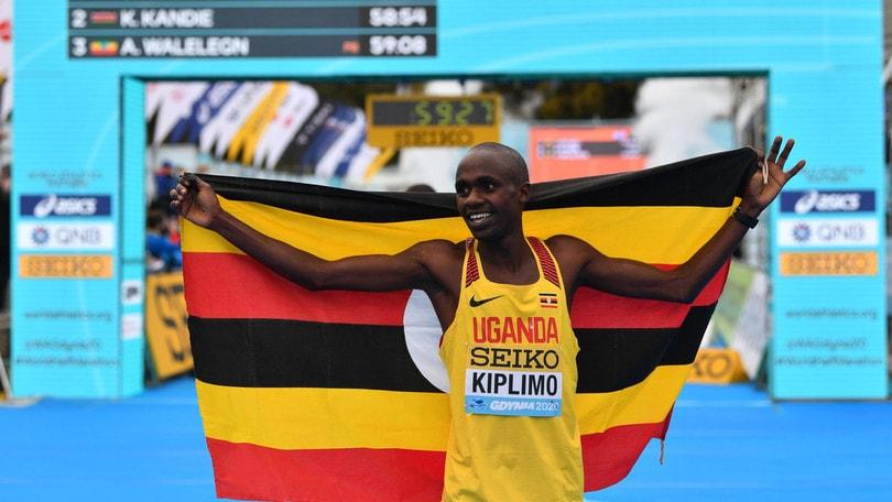 Mondiali mezza Maratona: trionfa Kiplimo, Faniel è 26°
