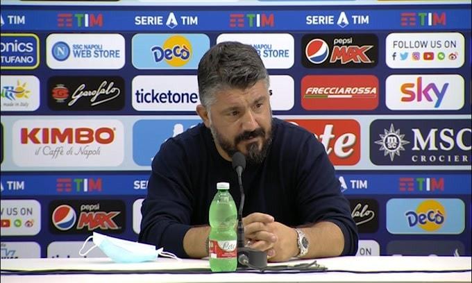 """Gattuso: """"Siamo arrabbiati per non aver sfidato la Juve"""""""